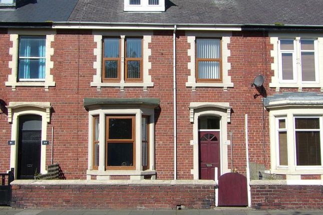 Thumbnail Flat to rent in Wensleydale Terrace, Blyth