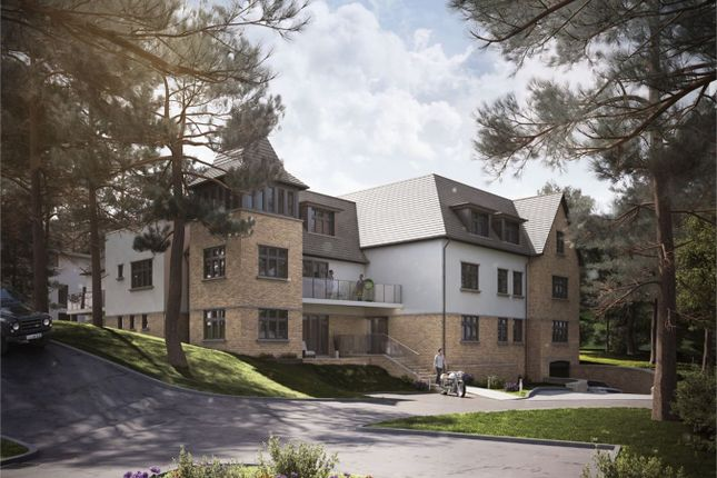 Thumbnail Flat for sale in Crosstrees, Lilliput, Poole