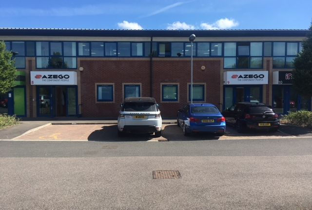 Thumbnail Office for sale in Units 7, 8 & 9, Theale Lakes Business Park, Theale, Reading