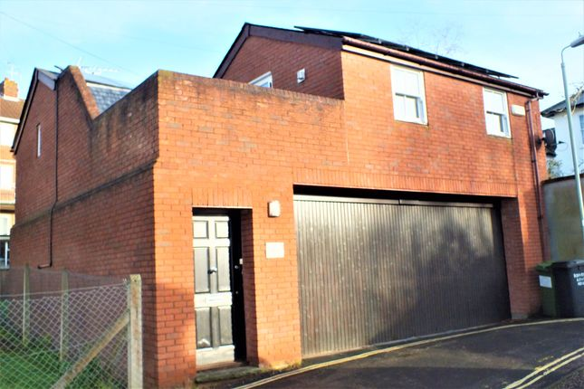 Thumbnail Flat to rent in Bouverie Coach House, St Leonards, Exeter, Devon