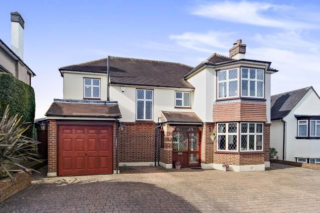 Thumbnail Detached house for sale in West Hill, Sanderstead, South Croydon