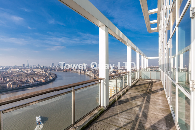 Thumbnail Duplex to rent in Westferry Circus, Canary Wharf