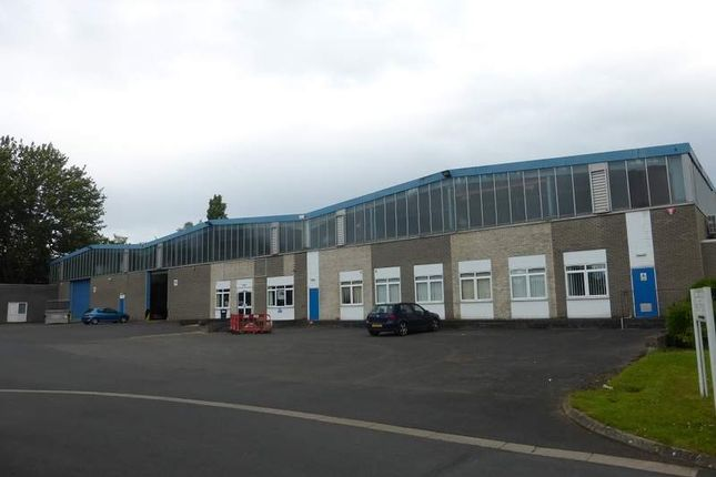 Thumbnail Light industrial for sale in Unit F, Halesfield 10, Telford