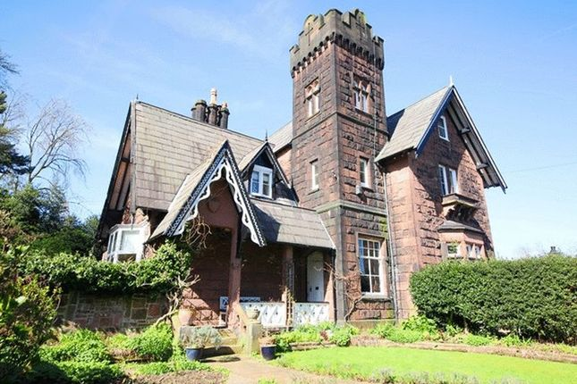 Thumbnail Semi-detached house for sale in Woolton Park, Liverpool