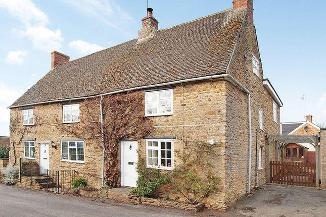 Semi-detached house for sale in Richmond Street, Kings Sutton, Banbury, Oxfordshire