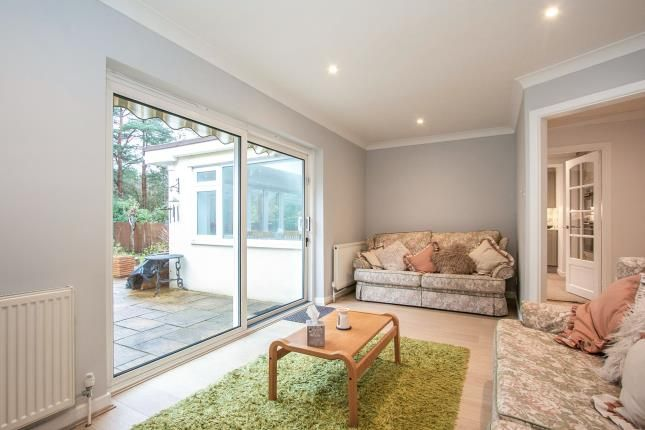 Lounge View of Conifer Close, St. Leonards, Ringwood BH24