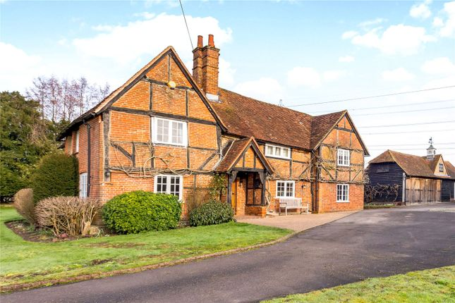 Thumbnail Detached house for sale in Odiham Road, Odiham, Hook