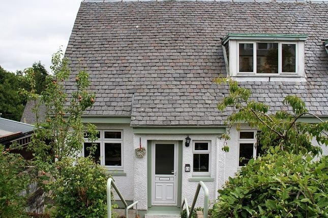 Thumbnail Semi-detached house for sale in Upper Glenfyne Park, Ardrishaig