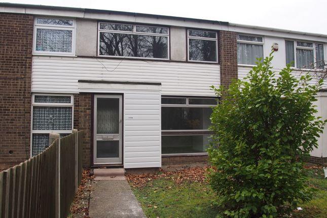 3 bed terraced house to rent in Meresborough Road, Rainham