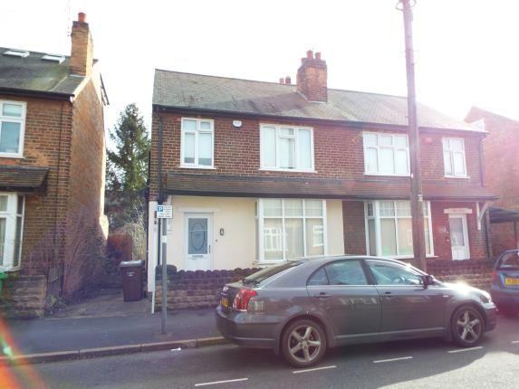 Thumbnail Semi-detached house for sale in Highfield Road, Nottingham, Nottinghamshire