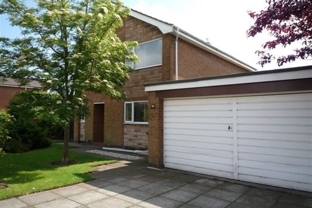 Thumbnail Detached house to rent in Dairyground Road, Bramhall, Stockport