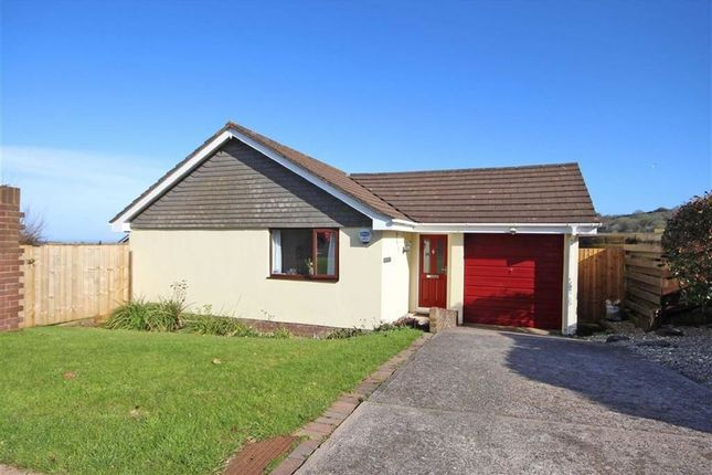 Thumbnail Bungalow for sale in Hartland Tor Close, Summercombe, Brixham