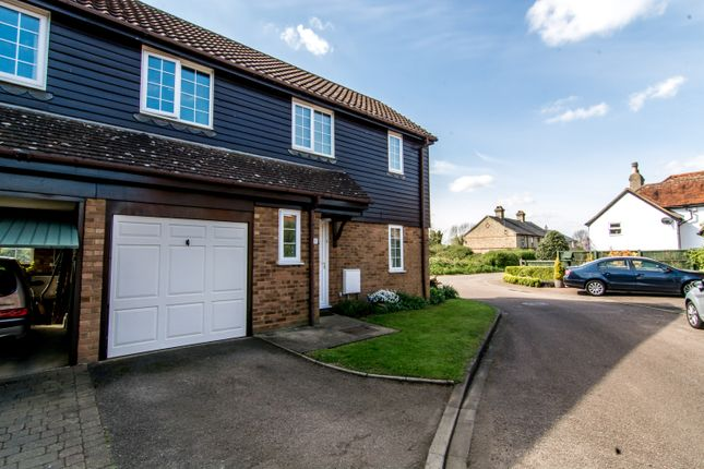 2 bed semi-detached house for sale in Lakes Close, Langford, Biggleswade