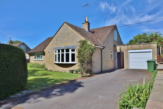 Thumbnail Detached bungalow for sale in Stamford End, Exton, Oakham