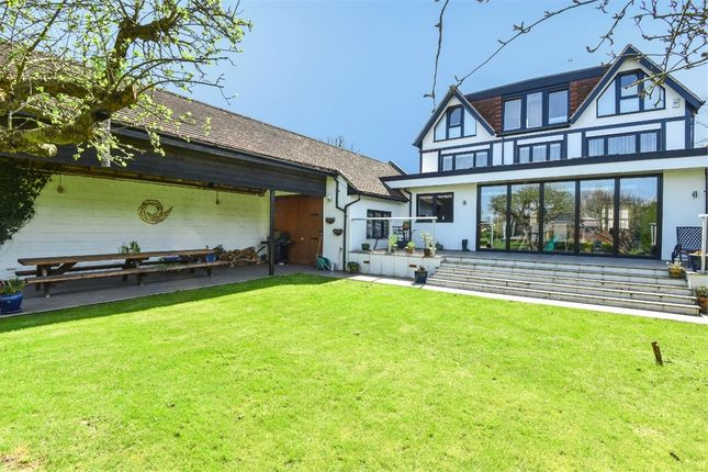 Thumbnail Detached house for sale in Temple Gardens, Staines Upon Thames, Surrey