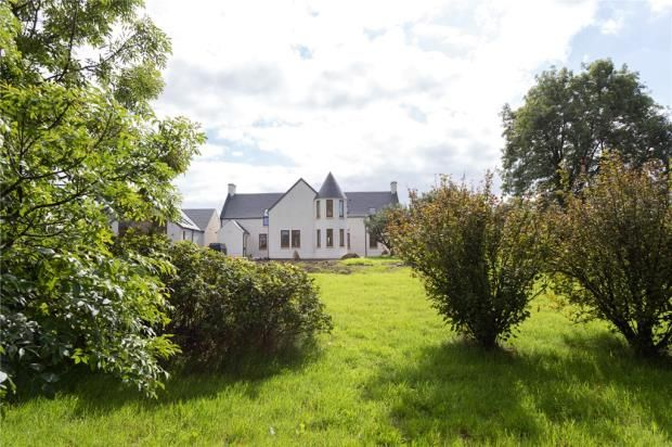 Thumbnail Detached house for sale in Highfield Farmhouse, Dalry, North Ayrshire