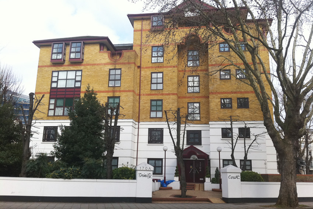 Thumbnail Flat to rent in Gloucester Terrace, Trinity Court, Bayswater