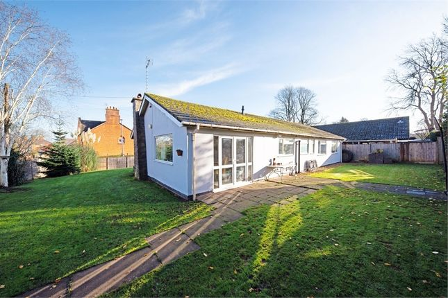 4 bed detached bungalow for sale in Church Road, Glenfield, Leicester LE3