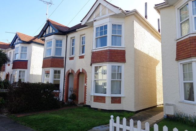 Thumbnail Semi-detached house to rent in St. Marys Road, Frinton-On-Sea
