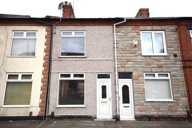 Thumbnail Terraced house to rent in Short Street, Sutton-In-Ashfield