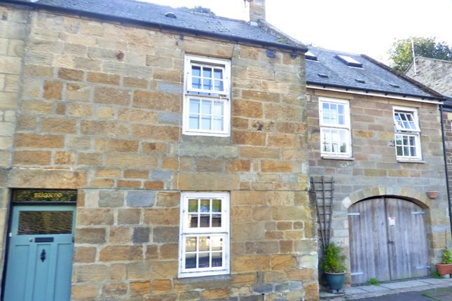 Thumbnail Cottage for sale in Briggend, 6 Bridge End, West Thirston, Northumberland