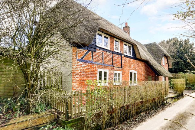 Thumbnail Detached house for sale in West Grafton, Marlborough, Wiltshire