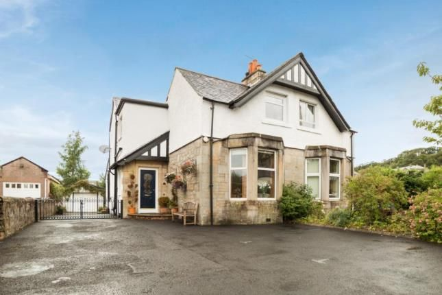 Thumbnail Semi-detached house for sale in Causewayhead Road, Stirling, Stirlingshire