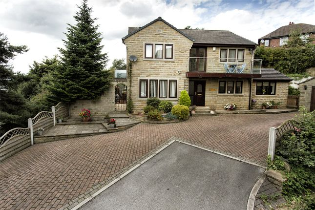 Thumbnail Detached house for sale in The Pines, Earlsheaton, Dewsbury, West Yorkshire