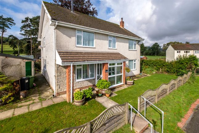 Thumbnail Detached house for sale in Beulah, Llanwrtyd Wells