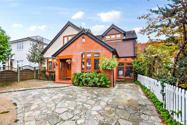 Detached house for sale in Summerhouse Drive, Joydens Wood, Bexley, Kent