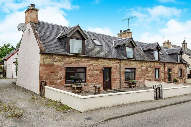 Thumbnail Semi-detached house for sale in Proby Street, Maryburgh, Dingwall