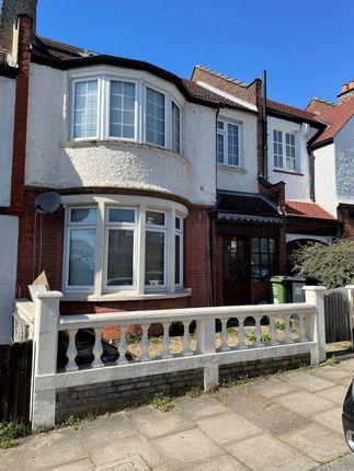 3 bed terraced house for sale in Dukesthorpe Road, Sydenham, London SE26