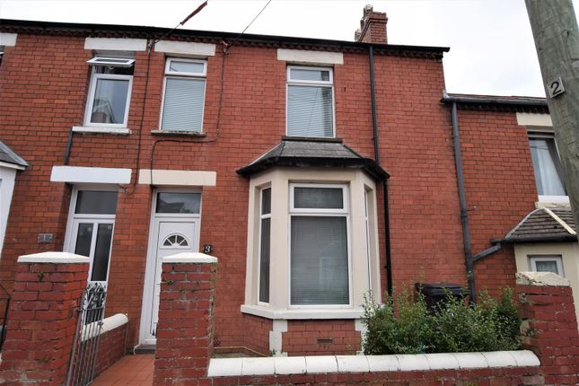 Thumbnail Terraced house for sale in Dovedale Street, Barry