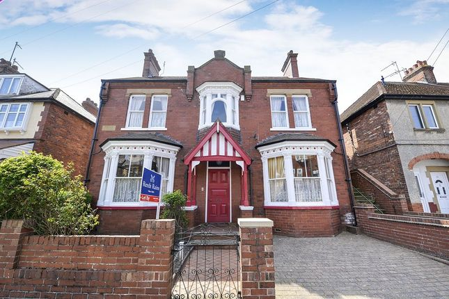 Thumbnail Detached house to rent in Belgrave Road, Bridlington