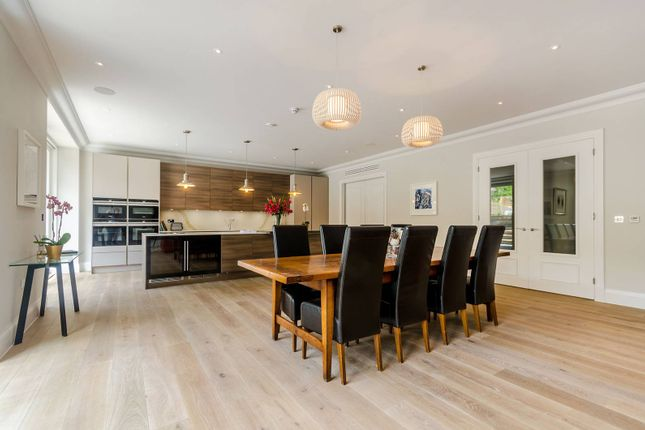Thumbnail Property to rent in Deepdale, Wimbledon Village