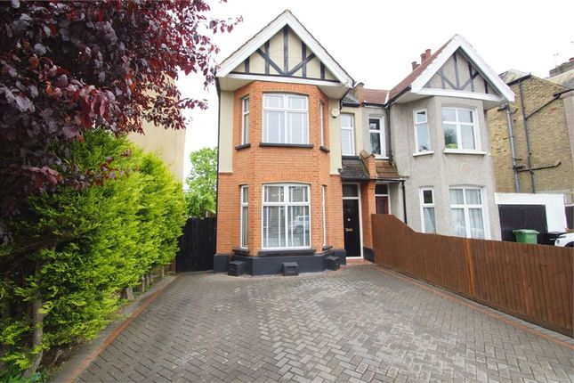 Thumbnail Semi-detached house for sale in Longlands Road, Sidcup, Kent