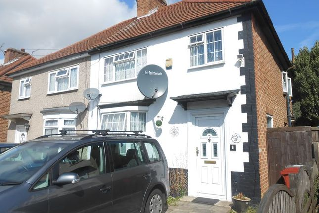Thumbnail Semi-detached house to rent in Meadfield Road, Langley, Slough