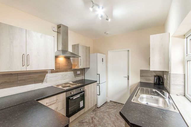 Thumbnail Terraced house to rent in Stanhope Road, Doncaster