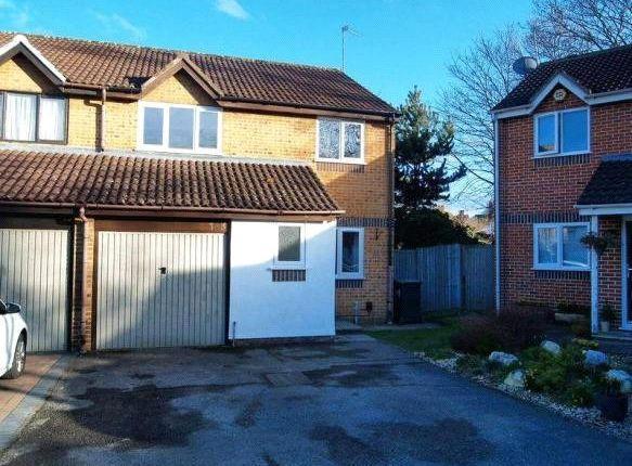 Thumbnail Semi-detached house to rent in Leigh Hunt Drive, London
