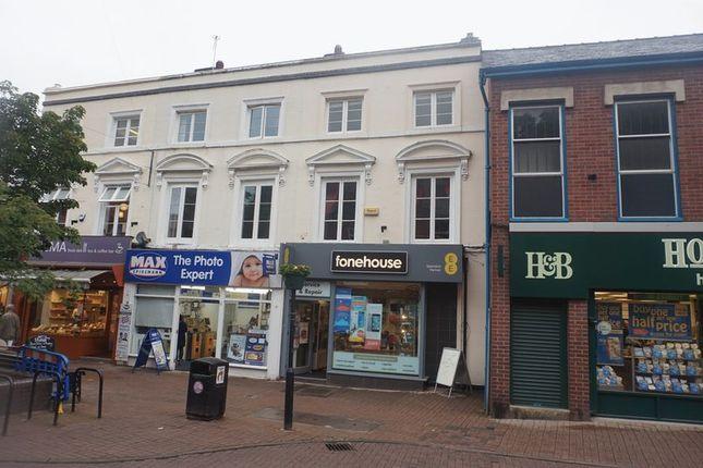Thumbnail Retail premises for sale in Bridge Street, Congleton