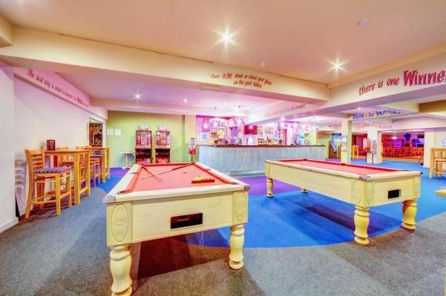 Games Room of Trevelgue, Newquay, Cornwall TR8