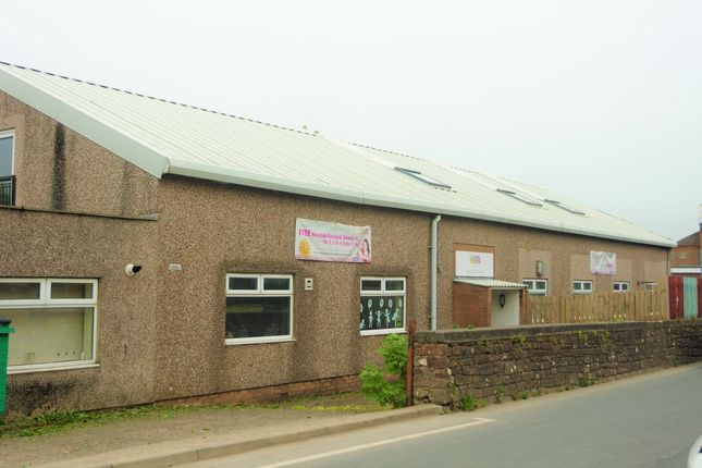 Thumbnail Commercial property for sale in Egremont, Cumbria