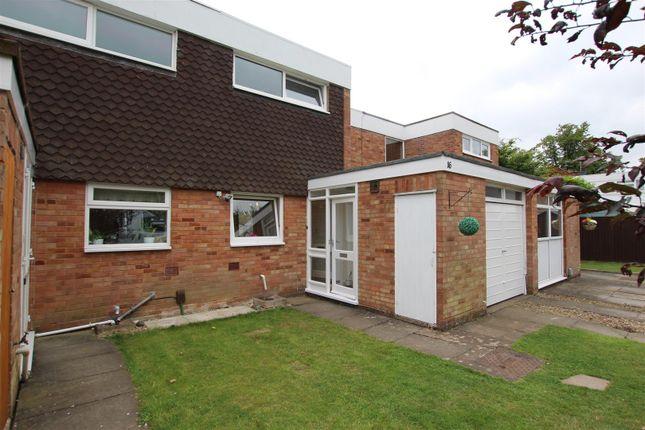 Thumbnail Terraced house to rent in Keswick Green, Leamington Spa