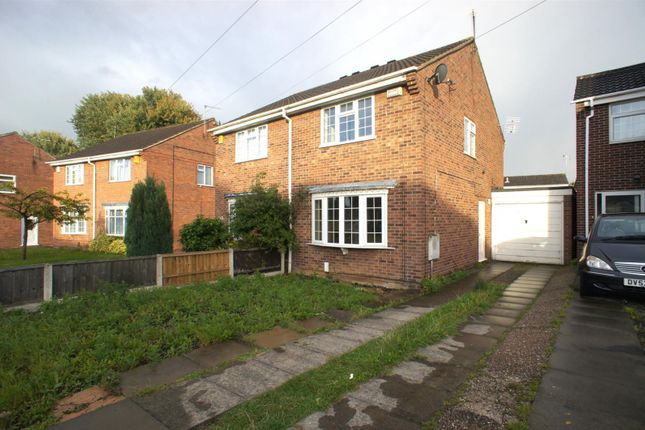 Thumbnail Semi-detached house to rent in Mondello Drive, Alvaston, Derby