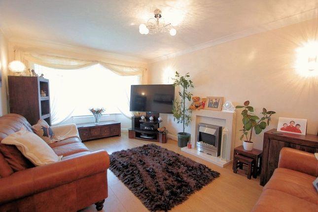 Lounge of Cae Thorley, Rhyl LL18