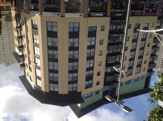 Thumbnail Flat for sale in The Concourse, London