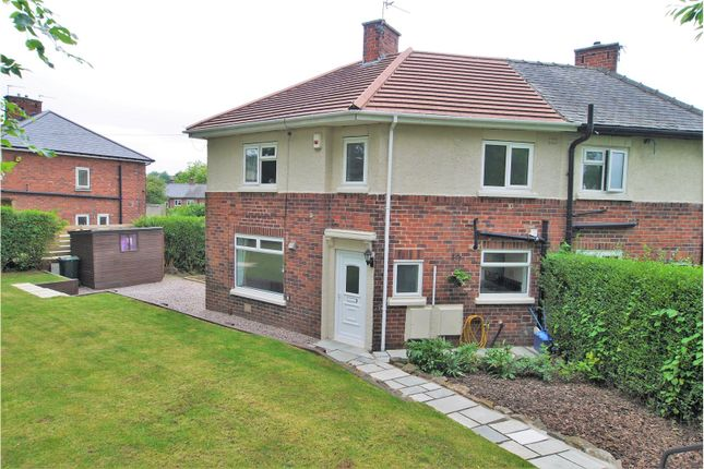 Thumbnail Semi-detached house for sale in Chaucer Road, Herringthorpe, Rotherham