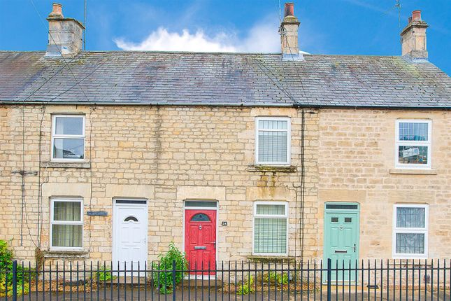 Thumbnail Terraced house for sale in High Street, Corby