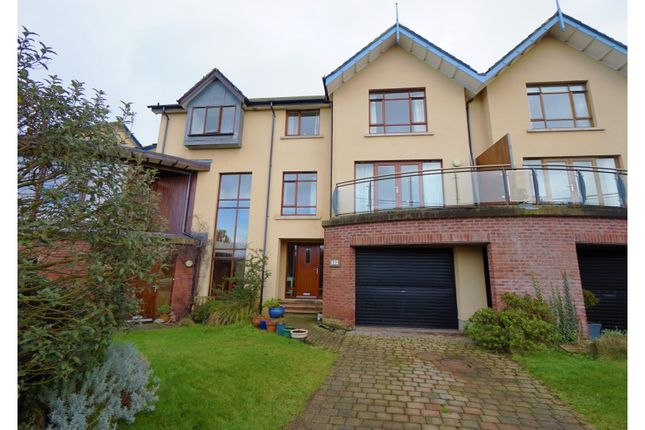 Thumbnail Town house for sale in Cove Avenue, Groomsport, Bangor