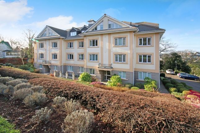 Thumbnail Flat for sale in Woodfield Court Higher Woodfield Road, Torquay
